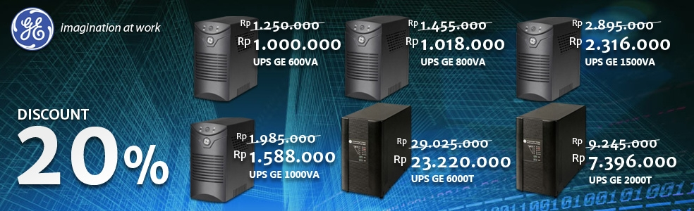 UPS General Electric